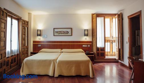 聖伊莎貝爾酒店 - 托利多 - 托萊多 - 臥室