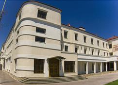 Registon Hotel - Samarkand - Byggnad