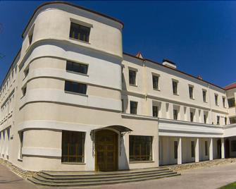 Registon Hotel - Samarkand - Building