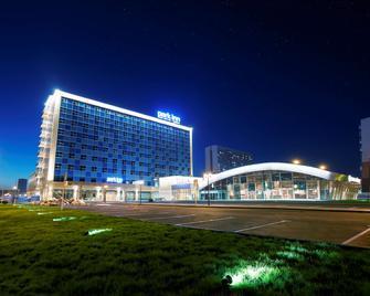 Park Inn by Radisson Novokuznetsk - Новокузнецк - Здание