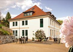 Pension Am Finkenberg - Sebnitz - Building