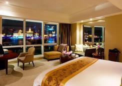 上海東方濱江大酒店 - 上海 - 臥室