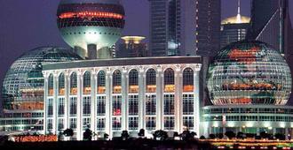 Oriental Riverside Hotel - Shanghai Int'L Convention Center - Thượng Hải - Toà nhà