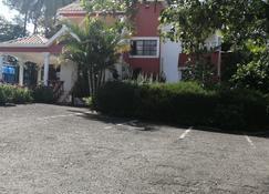 Parador El Cachimbo De Mama - Concepción de La Vega - Vista del exterior