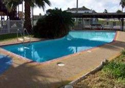 Knights Inn Corpus Christi/By the Beach - Corpus Christi - Bể bơi