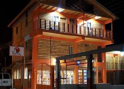 Cabañas Taramuri - Creel - Edificio