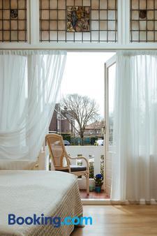 Hotel Corel - Χάγη - Μπαλκόνι