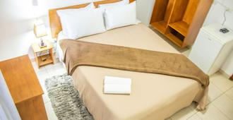 Pousada Steppenwolf - Monte Verde - Bedroom