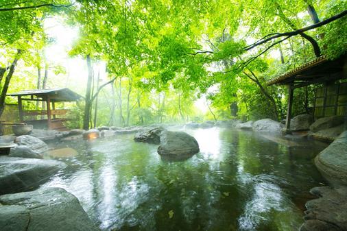Nihon No Ashitaba - Yufu - Outdoors view