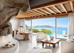 Cavo Tagoo Mykonos - Míkonos - Sala de estar