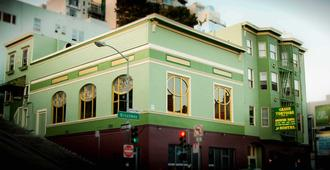 Green Tortoise Hostel - San Francisco - Edificio