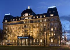 Maritim Hotel Mannheim - Мангейм - Здание