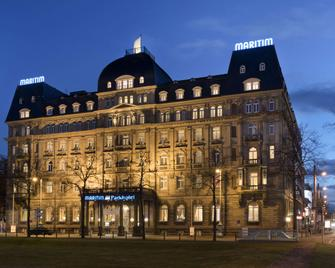 Maritim Hotel Mannheim - Mannheim - Gebäude