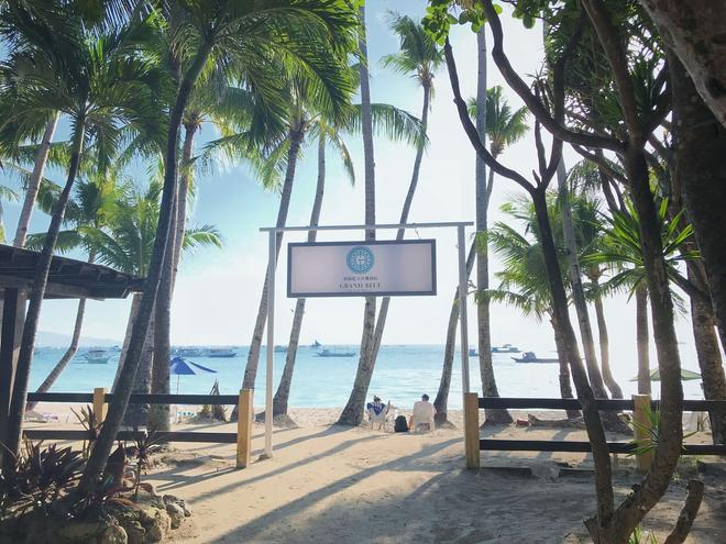 Grand Blue Beach Hotel - Boracay