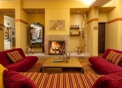 Sonesta Posadas Del Inca Lake Titicaca - Puno - Puno - Living room