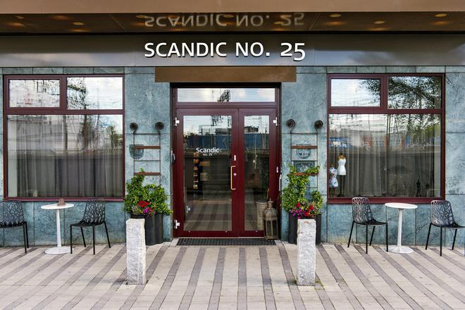Scandic No 25 - Gothenburg - Building