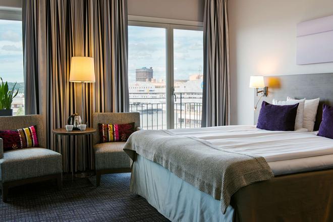 Scandic No 25 - Gothenburg - Bedroom