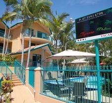 卡勒納棕櫚度假村 - 滑浪者天堂