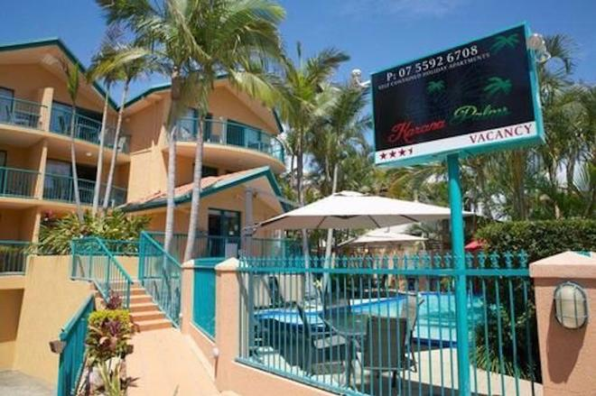 Karana Palms Resort - Surfers Paradise