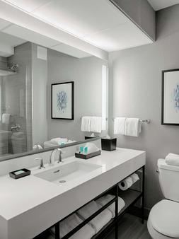 路易斯維爾君悅酒店 - 路易斯維爾 - 路易斯威爾 - 浴室