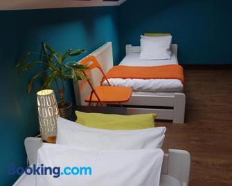 Hello Hostel & Apartments - Бельско-Бяла - Спальня