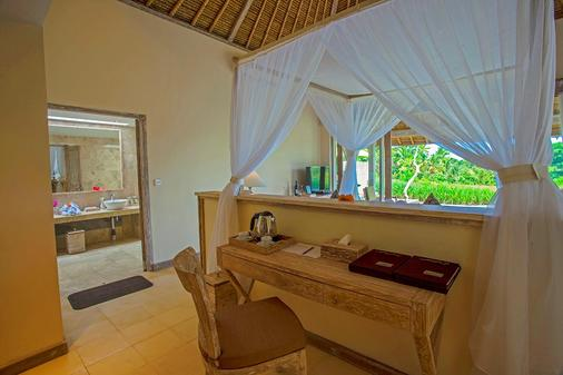 Atta Mesari Villas - Ubud - Room amenity
