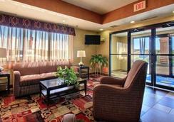 Quality Inn - Ντε Μόιν - Σαλόνι ξενοδοχείου