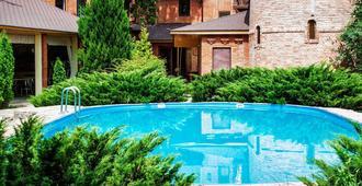 布里塔尼亞酒店 - 哈爾科夫 - 游泳池