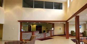 Comfort Inn & Suites - Saratoga Springs - Lobby
