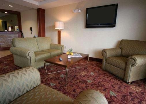Comfort Inn & Suites - Saratoga Springs - Phòng khách