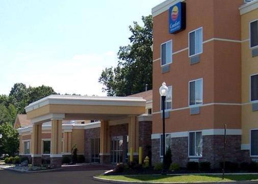 Comfort Inn & Suites - Saratoga Springs - Toà nhà