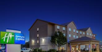 Holiday Inn Express Columbus - Ohio Expo Center - Columbus - Bangunan