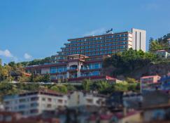 Radisson Blu Hotel Trabzon - Trapisonda - Edificio