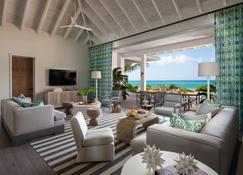 Grace Bay Club - Providenciales - Sala de estar