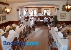 Hotel am See - Tutzing - Restaurant