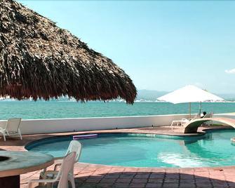 Hotel La Posada - Manzanillo - Pool