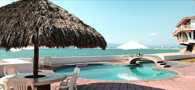 拉波薩達酒店 - 曼薩尼約 - 游泳池