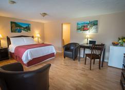 Villa Motel - Nelson - Makuuhuone