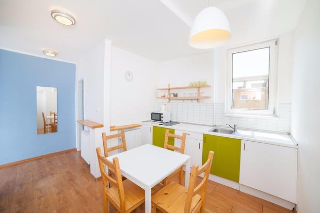 Patio Hostel - Братислава - Кухня