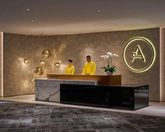 Aerotel Kuala Lumpur (Airport Hotel), gateway@klia2 - Sepang - Rezeption