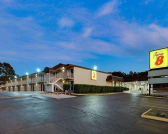 Super 8 by Wyndham Fort Smith - Fort Smith - Building