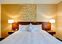Fairfield Inn and Suites by Marriott Kamloops - Kamloops - Bedroom
