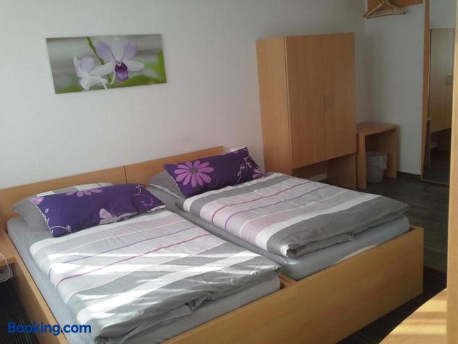 Stadthotel Espelkamp - Espelkamp-Mittwald - Bedroom
