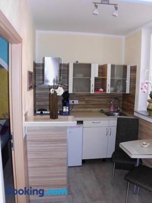 Stadthotel Espelkamp - Espelkamp-Mittwald - Kitchen