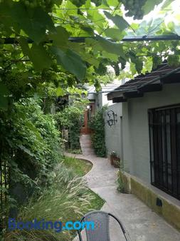 Los Tarcos Guest House - Jujuy - Outdoors view