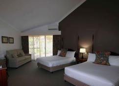 Mercure Resort Hunter Valley Gardens - Pokolbin - Schlafzimmer