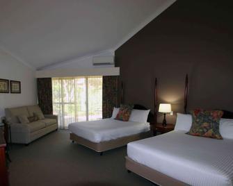 Mercure Resort Hunter Valley Gardens - Pokolbin - Bedroom