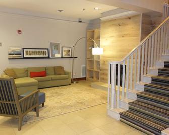 Country Inn & Suites by Radisson, Helen, GA - Helen - Salónek