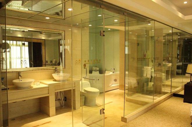 Leahouse Garden Hotel - Chengdu - Chengdu - Bathroom