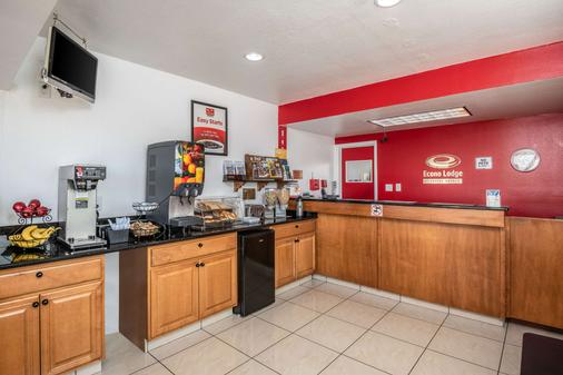Econo Lodge University - Tucson - Buffet